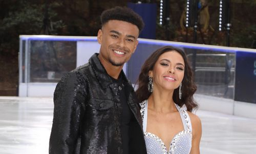 Dancing on Ice's Wes Nelson talks 'chemistry' with partner Vanessa Bauer