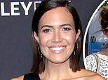 Mandy Moore says she's been emboldened by the support she's received since speaking out about abuse