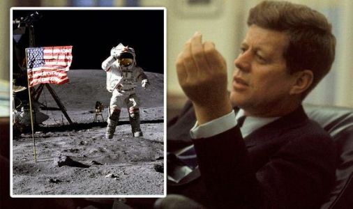 'We're not going' Kennedy's Moon landing admission exposed in unearthed recordings