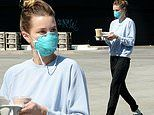 Whitney Port steps out solo for coffee run after confessing she's 'lived in a bubble of privilege'