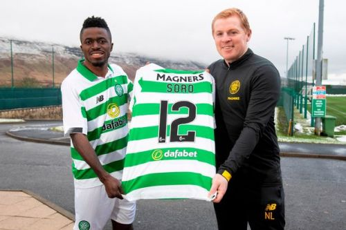 Ismaila Soro tells heartbreaking tale as Celtic signing vows to honour father's memory