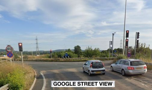Passenger stabbed after argument with another driver at M5 junction near Weston-super-Mare
