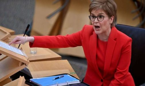 Sturgeon shamed: SNP warned Indyref2 bid this year could 'wreck recovery' for Scotland