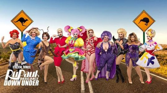 How To Watch RuPaul's Drag Race Down Under In The UK
