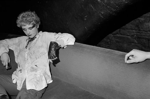 The Story Behind Karen Knorr's Riotous 1970s Series, Punks