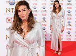 NTAs 2020: Caitlyn Jenner dazzles in a silver dress as she makes her first appearance at the awards
