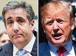 How Michael Cohen's plea for attention from Trump was snubbed by the president