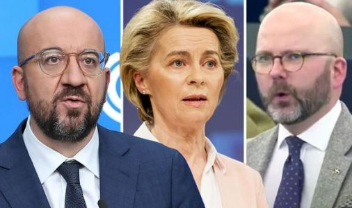 Oh dear, Ursula! MEP admits Swexit may be on the table after Brexit - 'It will come'