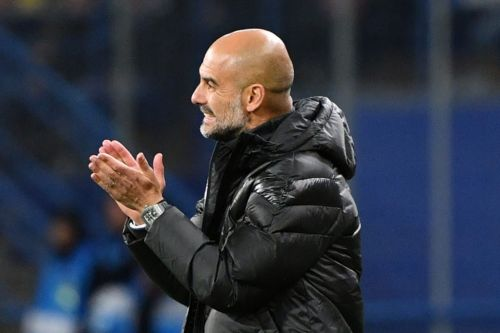 Pep Guardiola provides Man City team news update ahead of Olympiacos