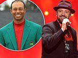 Justin Timberlake profiles Tiger Woods for Time 100 Most Influential People