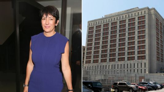 "Ghislaine Maxwell 'is being moved ""from cell to cell"" to avoid being killed in jail'"