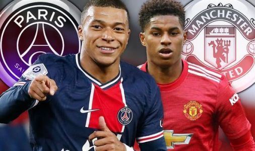 PSG vs Man Utd LIVE: Confirmed team news and Champions League score updates