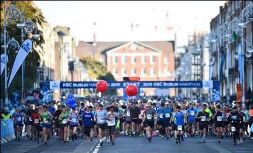 Coronavirus in Ireland - 2020 Dublin Marathon cancelled due to Covid-19 with all entries valid for 2021 race