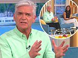 Phillip Schofield admits he is feeling anxious about lockdown restrictions lifting