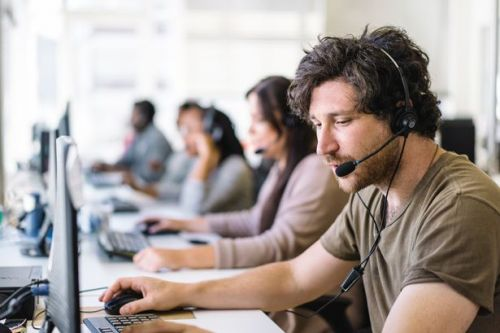 Scots call centre staff fear catching Covid-19 from 'hazardous' work places