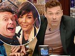 Ryan Seacrest describes toilet mishap at Kris Jenner's home: 'I am watching the water level rise!'