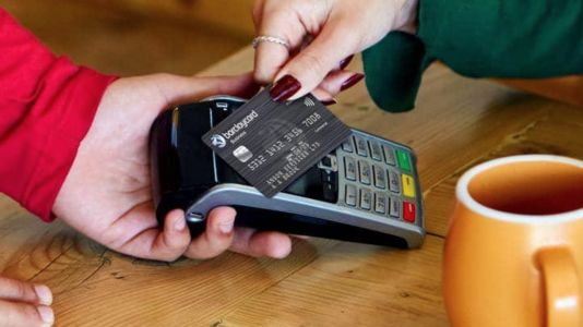 More than 90% of face-to-face payments are now made using contactless cards