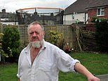 Worcester pensioner accuses neighbours of invading privacy with their children's trampoline