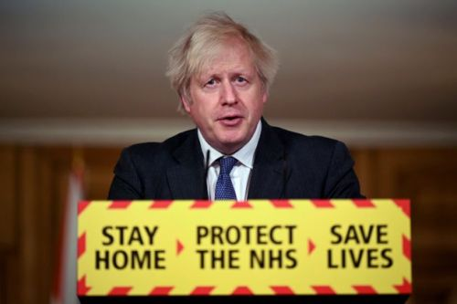 Boris Johnson Says He Did 'Everything' To Stop Covid As UK Marks 100,000 Dead