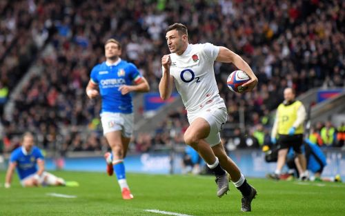 Italy v England, Six Nations 2020: live score and latest updates from Rome