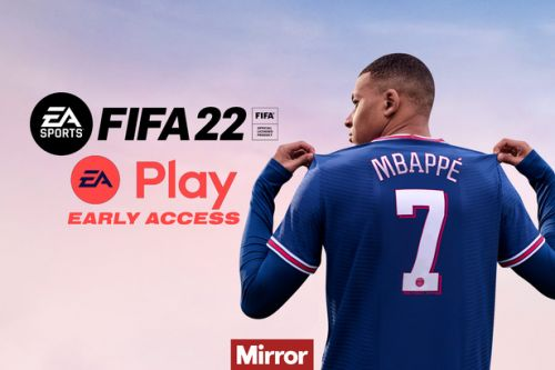 FIFA 22 EA Play early access release date confirmed for Xbox, PS4, PS5 and PC