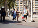 British tourists on Ibiza or Majorca will have to wear masks from Saturday or face a £90 fine