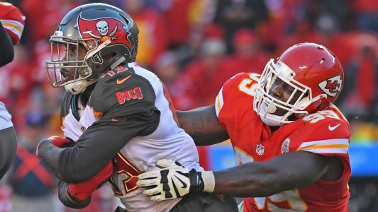 Chiefs vs Buccaneers live stream: how to watch NFL week 12 game from anywhere today