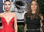 Bride wars! Scarlett Johansson and Angelina Jolie to star in dueling Bride of Frankenstein movies