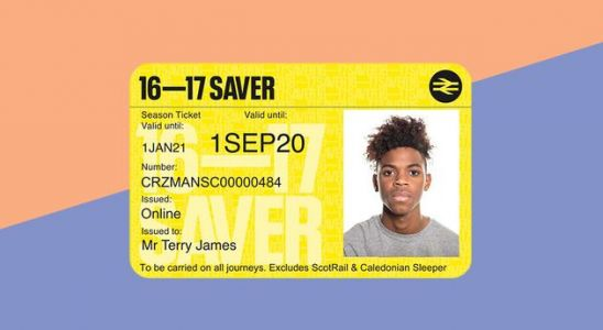 16-17 Railcard Saver Goes On Sale - Here's How To Get One