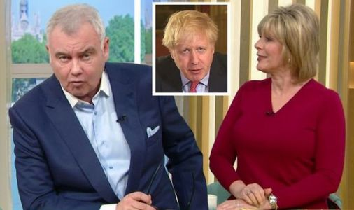Not making it up!' Eamonn Holmes shuts down Ruth over Boris' positive coronavirus result
