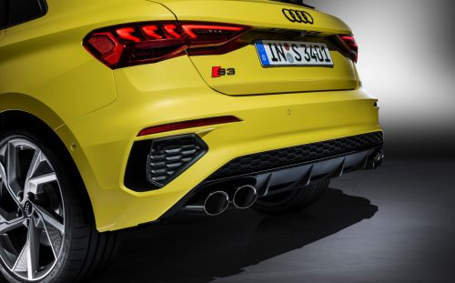 Audi unveils S3 Sportback and Saloon