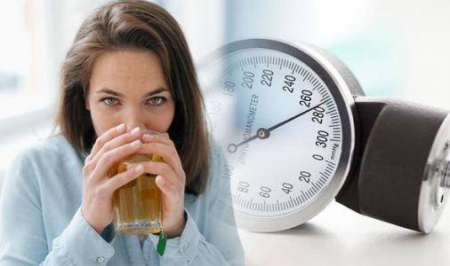 High blood pressure: The drink that could lower your reading according to studies