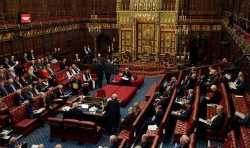 Brexit bombshell: Peers join forces to BLOCK Boris' Internal Market Bill - PM under threat