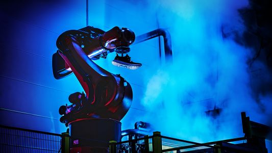 European robots losing jobs to Asian robots as Adidas shifts manufacturing