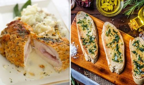 This chicken kiev hack to make your own garlic bread has gone viral