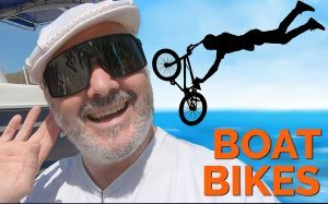 Followtheboat: Why every sailor should have a bicycle