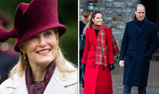 Sophie Wessex spent birthday with William and Kate after royal split