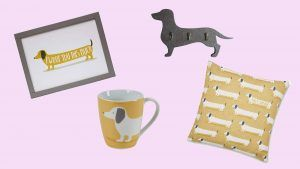 Dunelm has released a sausage dog range and we need it all