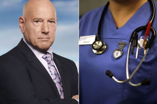 Apprentice star tells nurses they should work more if they're using food banks