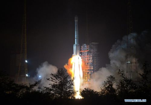 Chinasat 18 communications satellite encounters problem after launch