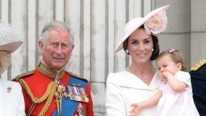 How Kate Middleton's title will change when Prince Charles becomes King