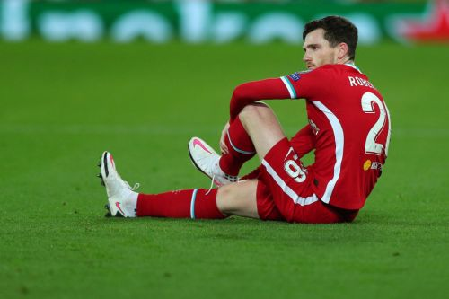 Jordan Henderson and Andy Robertson set to be fit to face Wolves