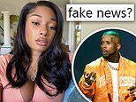 Megan Thee Stallion calls Tory Lanez an 'abuser' and says his gun charges have NOT been dropped