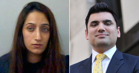 Barrister cried rape and arranged her own stabbing to 'destroy' married lover