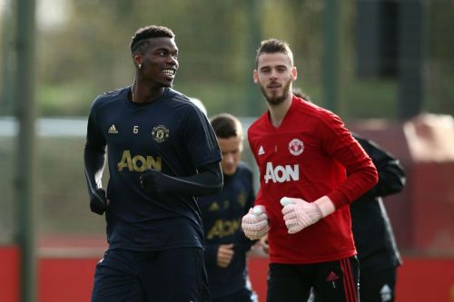Man Utd stars Paul Pogba & David de Gea want pay rises amid threat of Champions League penalty clause