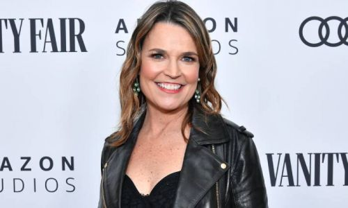 Savannah Guthrie surprises fans with photo after rebellious night out
