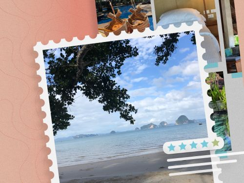My husband and I had the best time at this boutique beach hotel in Krabi, Thailand - here's why it made for the ultimate relaxing and romantic honeymoon