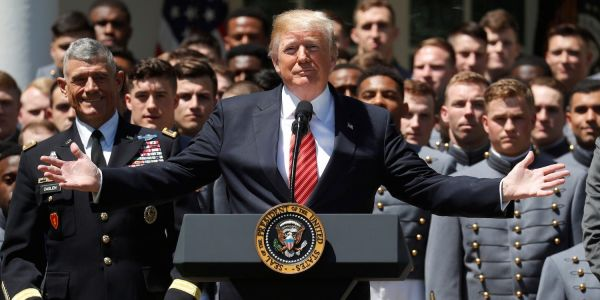 'Lay down your arms, uphold your oath': Former military leaders and lawmakers resoundingly blast Trump's idea of deploying US troops on American streets