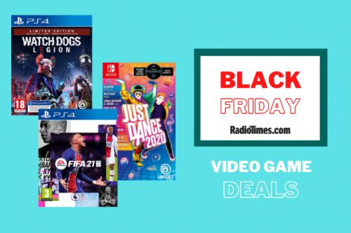 Black Friday game deals 2020: top offers on FIFA 21, Watch Dogs Legion from GAME, Argos and more