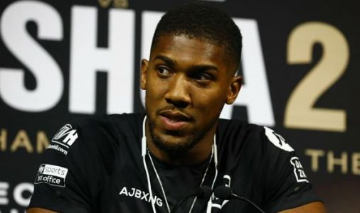 Anthony Joshua expresses pride in Black Lives Matter movement after George Floyd protests